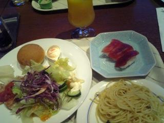 草津のディナー☆